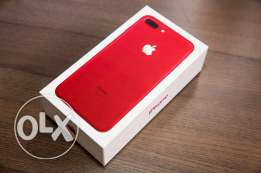 Red Iphone 7 (256)