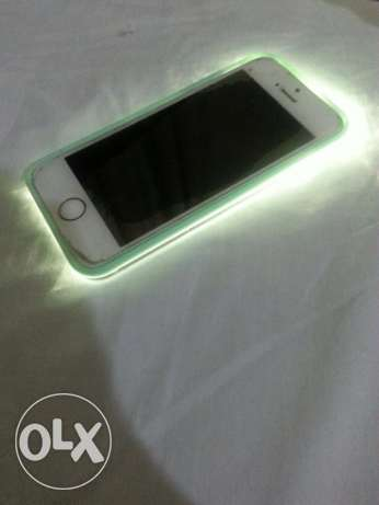 led iphone 5 5s covers