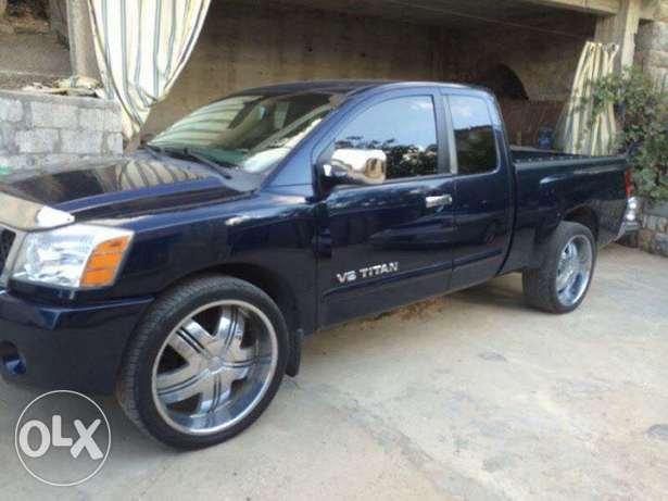 Nissan Titan FOR SALE or TRADE