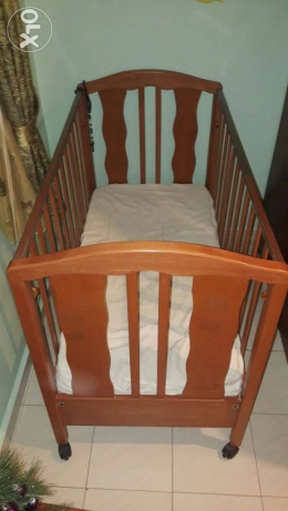 Baby bed for sale + free gift!! طبرجا -  3