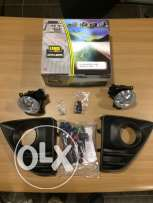 Toyota Yaris 2016 Fog lights set