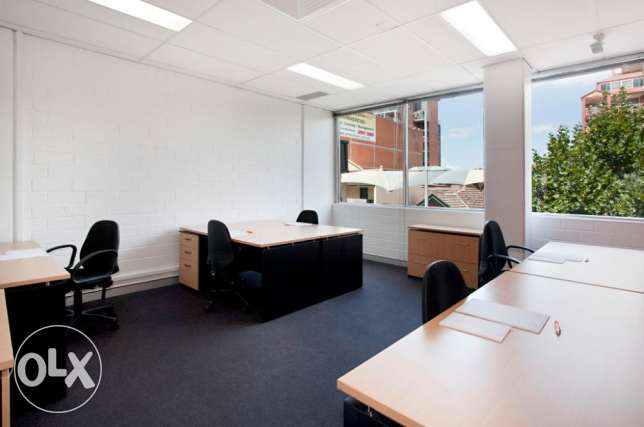 Small & Big Office Spaces in Beirut