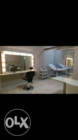 Commercial for rent Nail Institute