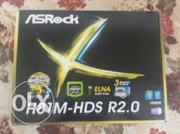 Asrock Mother board H81M-HDS R 2.0