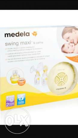 Medella brand new breast pump double