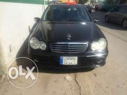 Mercedes C230 full options