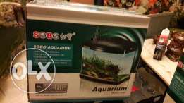 Brand new aquarium 50cm