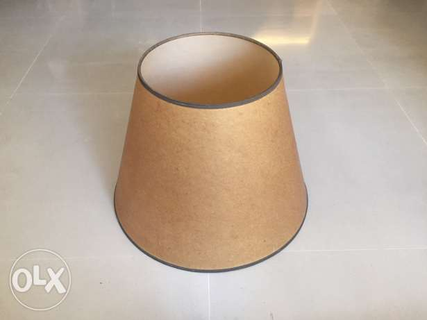 large lamp cover lampadaire 45x35cm