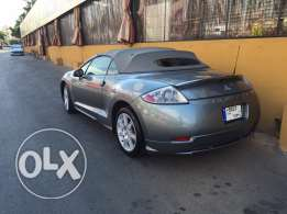 mitsubishi eclipse 2007 v6 3.7 no accident clean one owner 55000 km