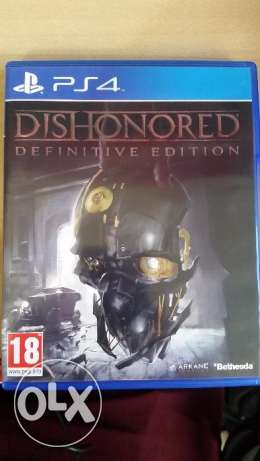 Dishonored : Definitive Edition, Remastered for PS4