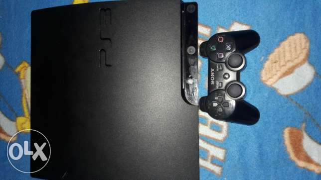 PS3+1controller for sale