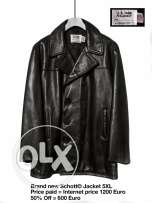 Leather Jackets 5XL