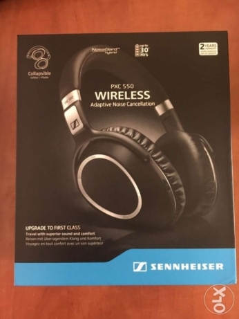 Sennheiser Bluetooth Headphones with ANC