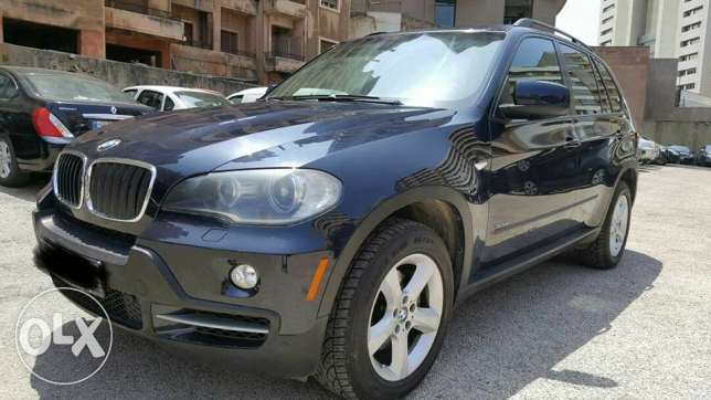 BMW X5 MOD. 2008 // like NEW (7 Seats) !!