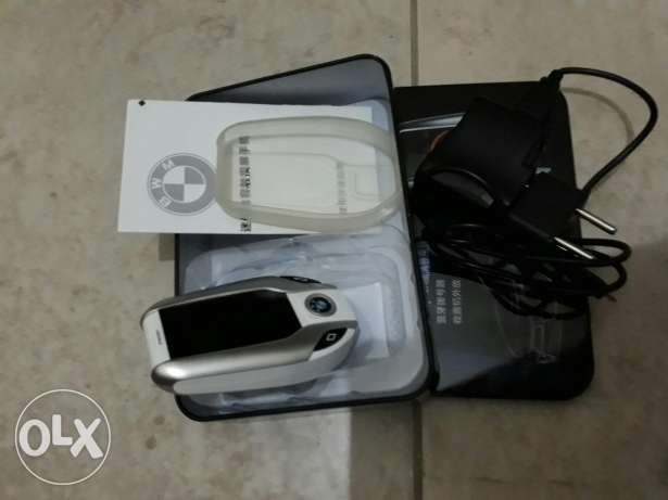 bmw key mobile phone brand new