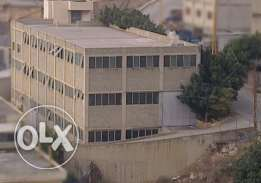 Industrial Building - Roumieh Valley