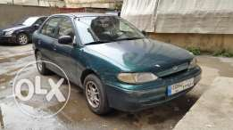 For sale: Hyundai accent
