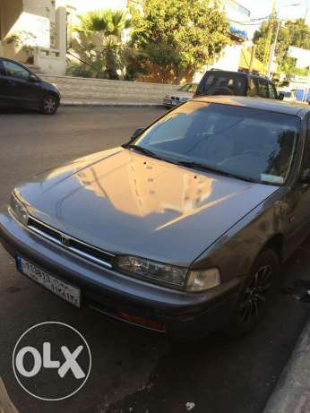 honda accord 90 زلقا -  1