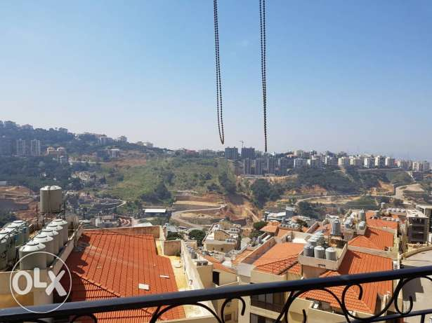 For sale an apartment in Tilal Ain Saade Roumieh
