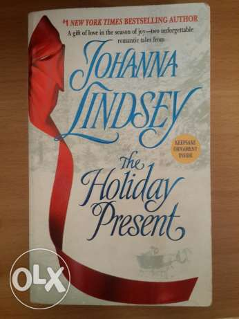The Holiday Present - Johanna Lindsey غازير -  1