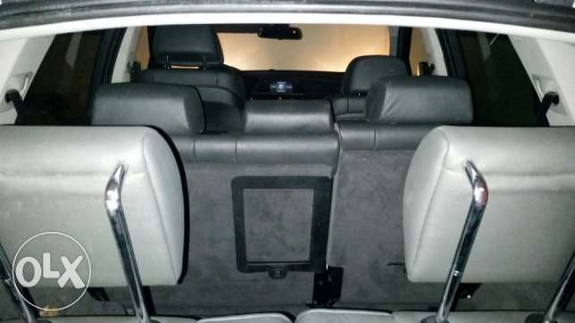 X5 Clean carfax 2008 Full option 7 seats عاليه -  2