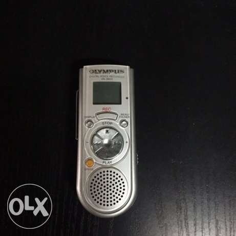 Olympus digital voice recorder Bm-3600 32mb 6 hours