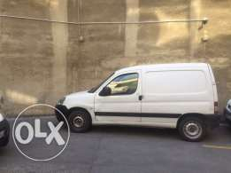 Peugot Partner 2011 Two Vans for sale