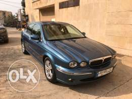 Jaguar X-Type 3.0 AWD Model 2002