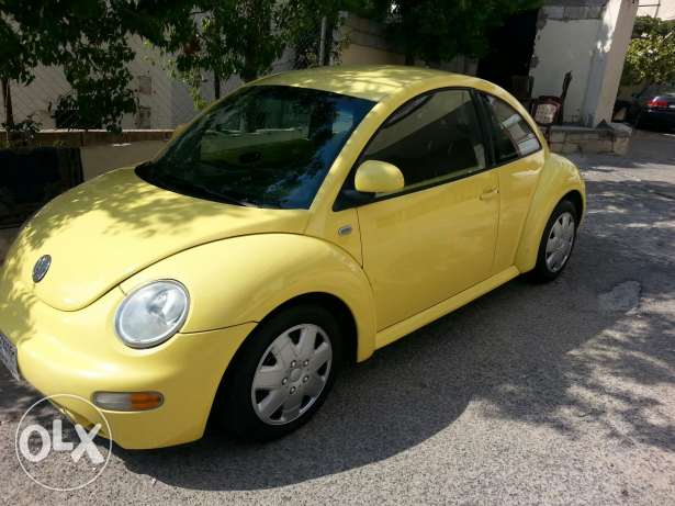Beetle 99 for sale or trade الغازية -  1