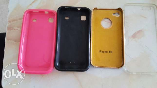iphone and samsung covers