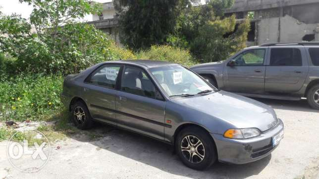 Honda civic full 1992