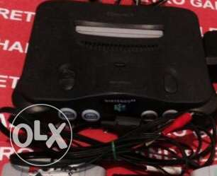 nintendo 64 only console working perfect