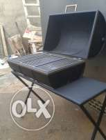 Huge barbecue custom made any color and we can add the options u want