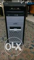 Desktop PC with LCD for Games, Office Work etc.