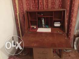 Antique French Bureau excellent wood