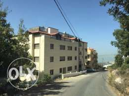 Bikfaya 145 sqm + 40 sqm terrace brand new with sea view