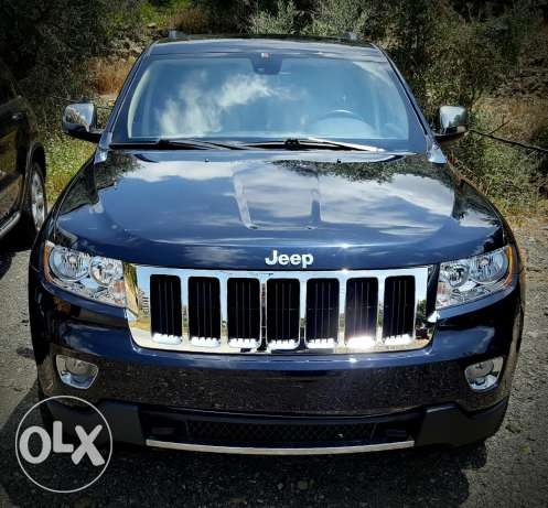 Grand Cherokee Limited V6 - High Pack