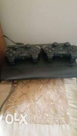 ps3  ma3 3 game w 2 controller