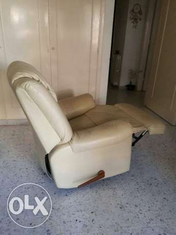 Lazy boy chair - couch فنار -  6
