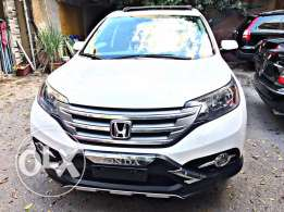 Honda CRV EXL 4WD best offer