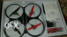 Like new used one time only btetsharrag w ella battery Helicopter