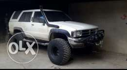 Toyota 4runner 1990 off road