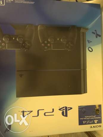 ps4 new ( not used )
