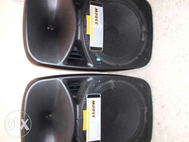 Powered speakers for sale طبرجا -  1