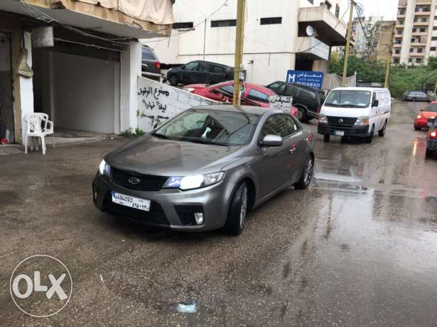 kia cerato koup 2012 one owner