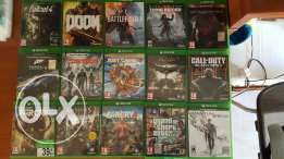 Xbox one 15 games
