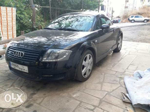 audi tt for sale or trade جبيل -  4