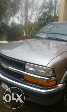 Chevrolet blazer ndif for trade on mercedes benz