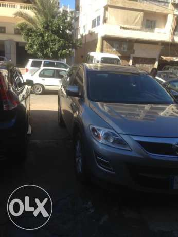 mazda cx9 2010 clean car fax