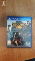 Infamous second son ps4 30$